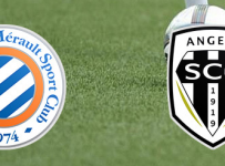 Match Montpellier-Angers