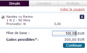 Prono Nantes Reims